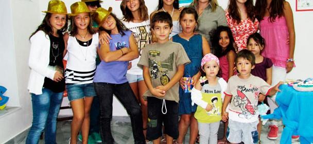 Έκθεση Καλλιτεχνικού Εργαστηρίου & Παιδικό Πάρτι