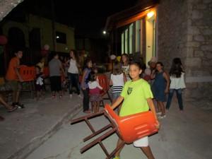 Ώρα για μουσικές καρέκλες!
