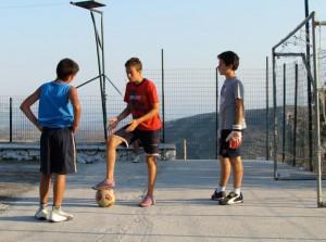 Συνεννοήσεις των παικτών στη διάρκεια του αγώνα