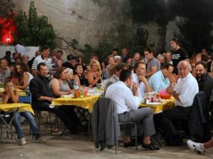 Καλοκαιρινή εκδήλωση του Εκπολιτιστικού Συλλόγου Κρεμαστού, 15 Αυγούστου 2009