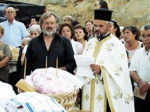 Λειτουργία στην Κλίβανο - Αύγ '01