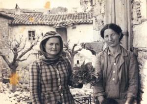 1958 Αικατερίνη Σκούρα, Ελένη Τσαούση