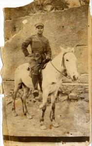 1921-1922 Μικρaσιατική Εκστρατεία, Τάσος Λεμπέσης