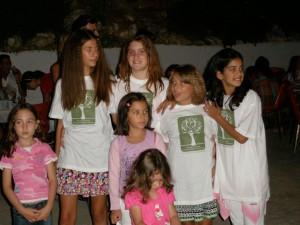 Παιδικό πάρτυ - Αύγ '09