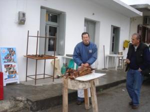 Γιάννης Κ. Δούνας (Κοτσανής), Γιώργος Μπουλουξής