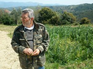 Ο Γεώργιος Δούνας στον Σαράντη