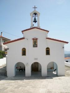 Η εκκλησία του Αι-Γιάννη
